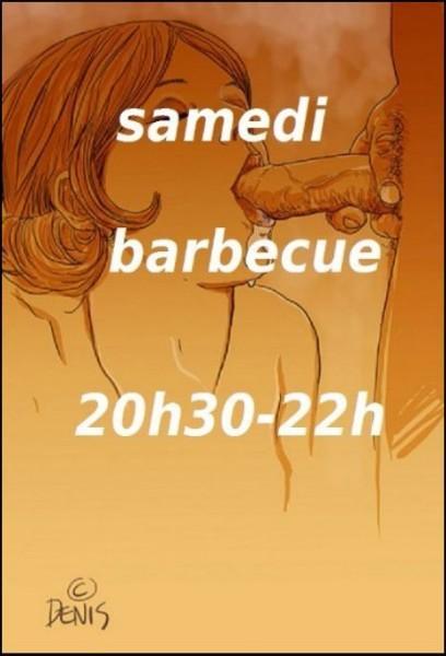 club libertin la petite cheminée barbecue 20 h 30 à 22 h Ambiance candauliste débridée pour couples et hommes seuls qui ne sont pas égoïstes et savent pourquoi ils fréquentent la petite cheminée